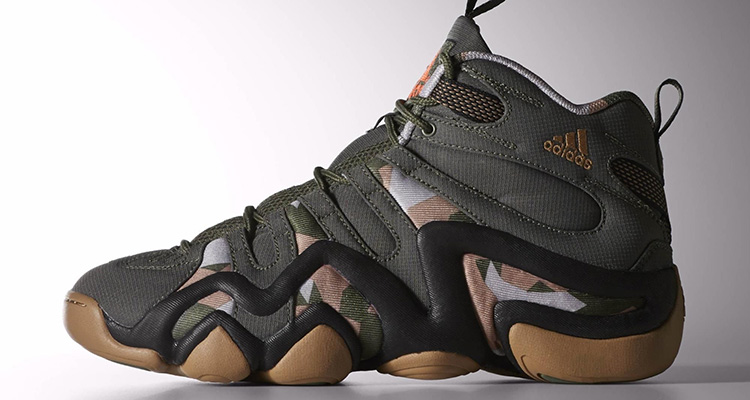 """new products e6c7a d1bbd adidas Crazy 8 """"Camo"""" Available Now"""