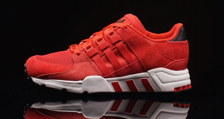 pretty nice dd674 ccc92 adidas EQT Running Support '91 Red/White Available Now ...