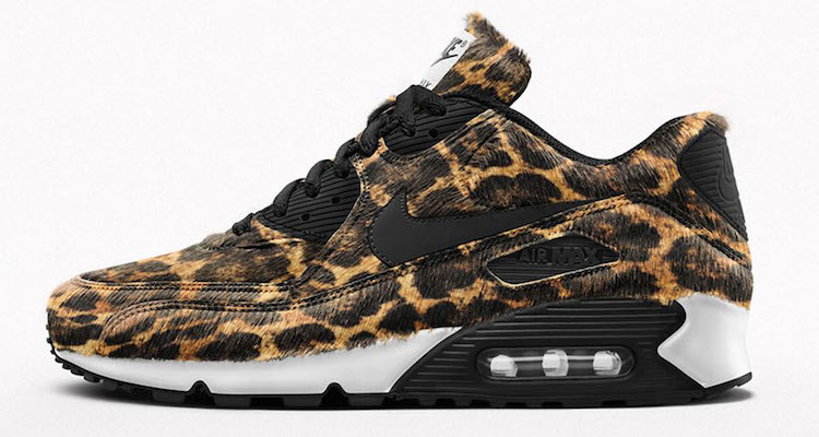 Animal Design Options are Coming for the Nike Air Max 90 PRM