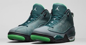 "be31e18b2444 Jordan Dub Zero ""Teal"" Official Images"