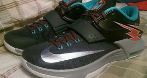 Nike KD 7 Thunderbolt Preview