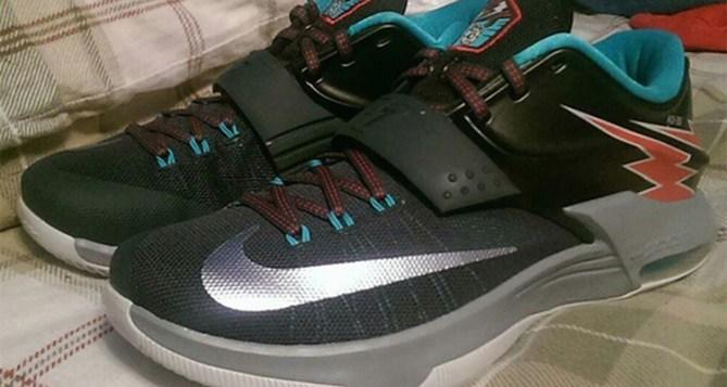 Nike KD 7 Thunderbolt Preview