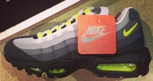 The Nike Air Max 95 Neon Patch Is Dropping on Nike Air Max Day
