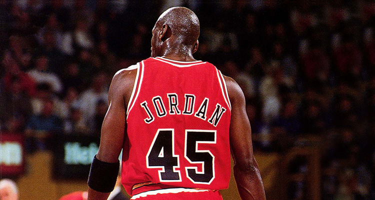timeless design 933c1 cc182 Kicks On Court Classic // Michael Jordan In The