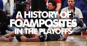 Video: A History of Foamposites in the Playoffs