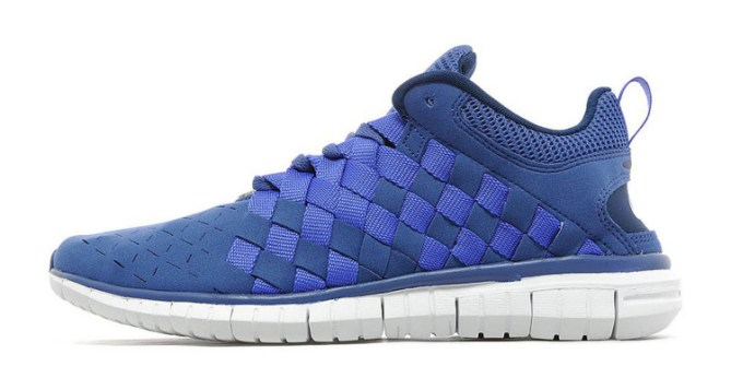 The Nike Free OG '14 Woven Blue/White Is Available Now