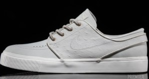 Nike SB Zoom Stefan Janoski PRM Light Bone Available Now