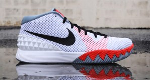 Nike Kyrie 1 Infrared Detailed Images