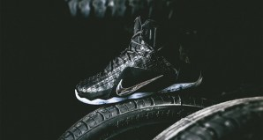 "low priced 8aecd 4e971 Nike LeBron 12 EXT ""Rubber City"" Detailed Images"