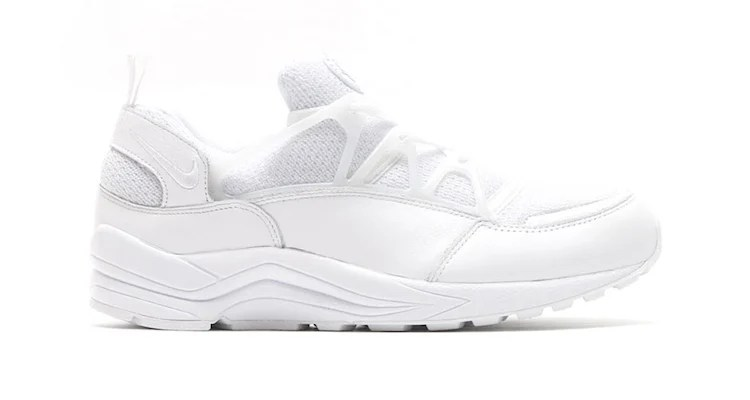half off 1905c 03cff The Nike Air Huarache Light Goes All-White for Spring