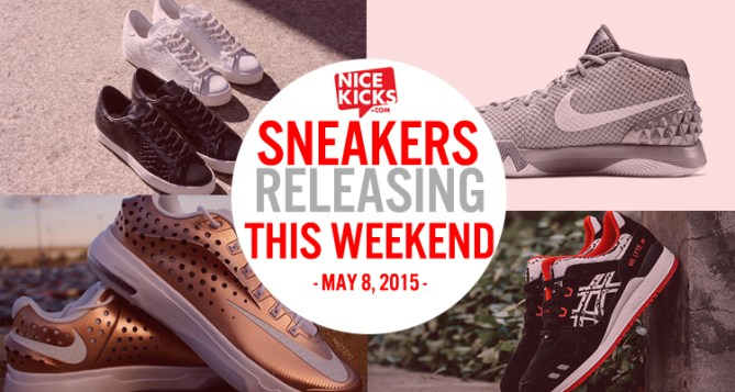 cc9e76dcf43148 Sneakers Releasing This Weekend - May 8