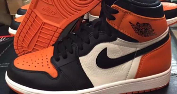 """Another Look at the Air Jordan 1 """"Shattered Backboard"""""""