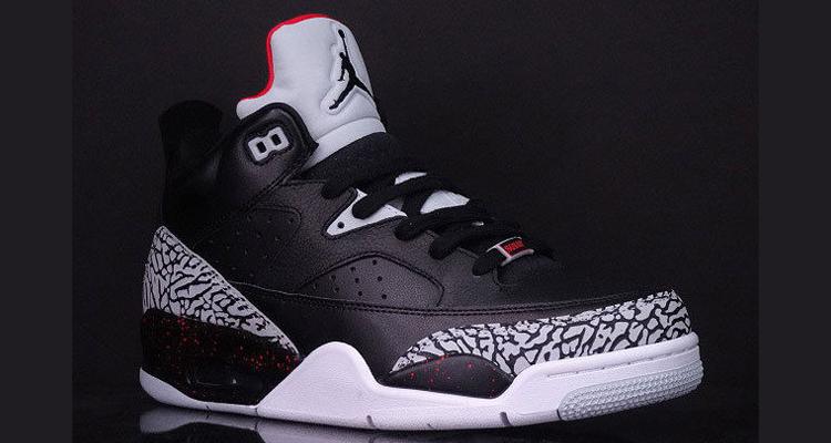 on sale 0d329 48e7a Jordan Son Of Mars Low Black Cement Release Date