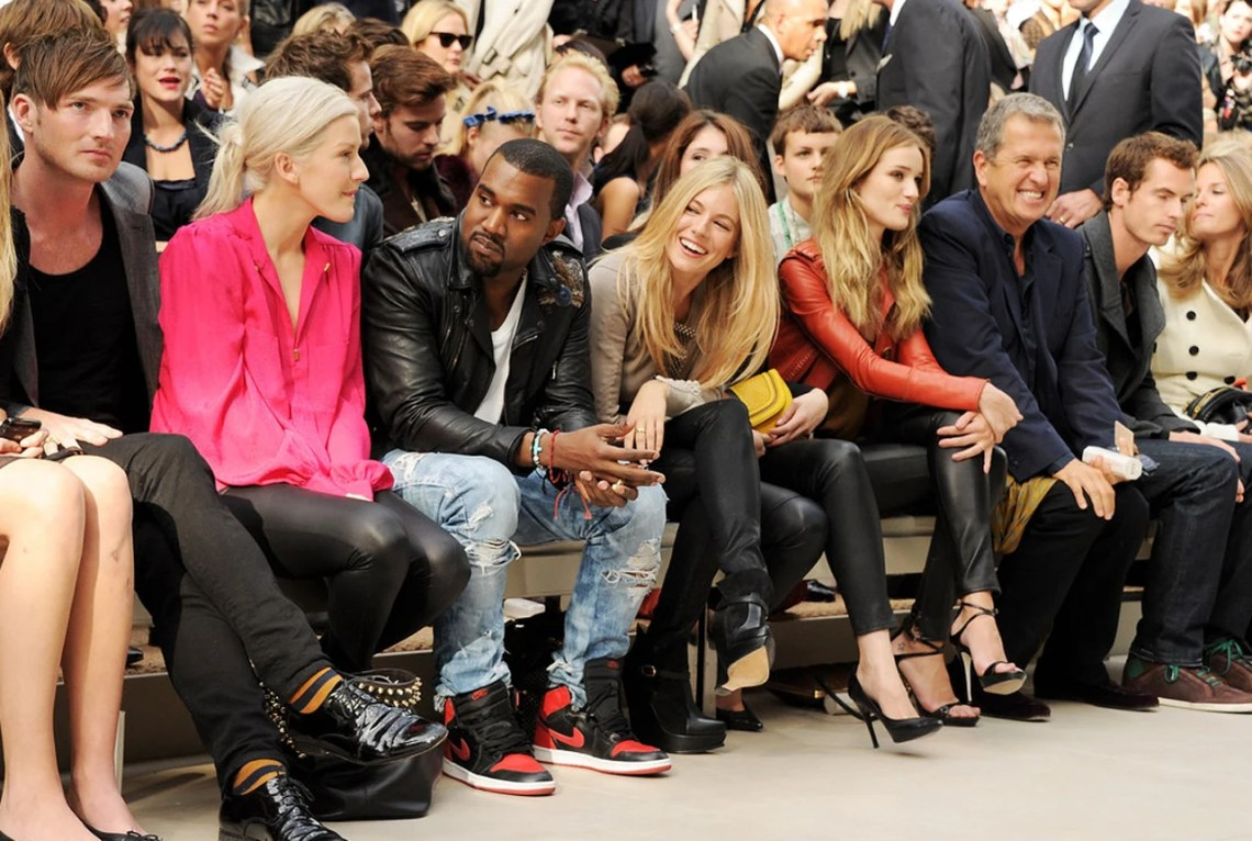 1a6704e8d82df9 The Time Kanye Wore Jordan 1s to Fashion Week