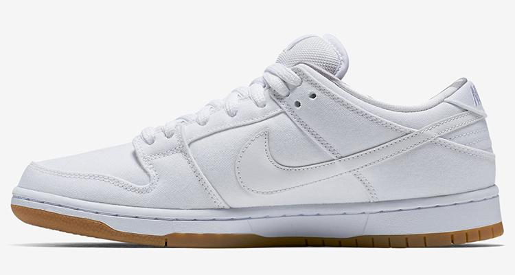 This Nike SB Dunk Low White Gum Drops Next Month  638ad29cfa05