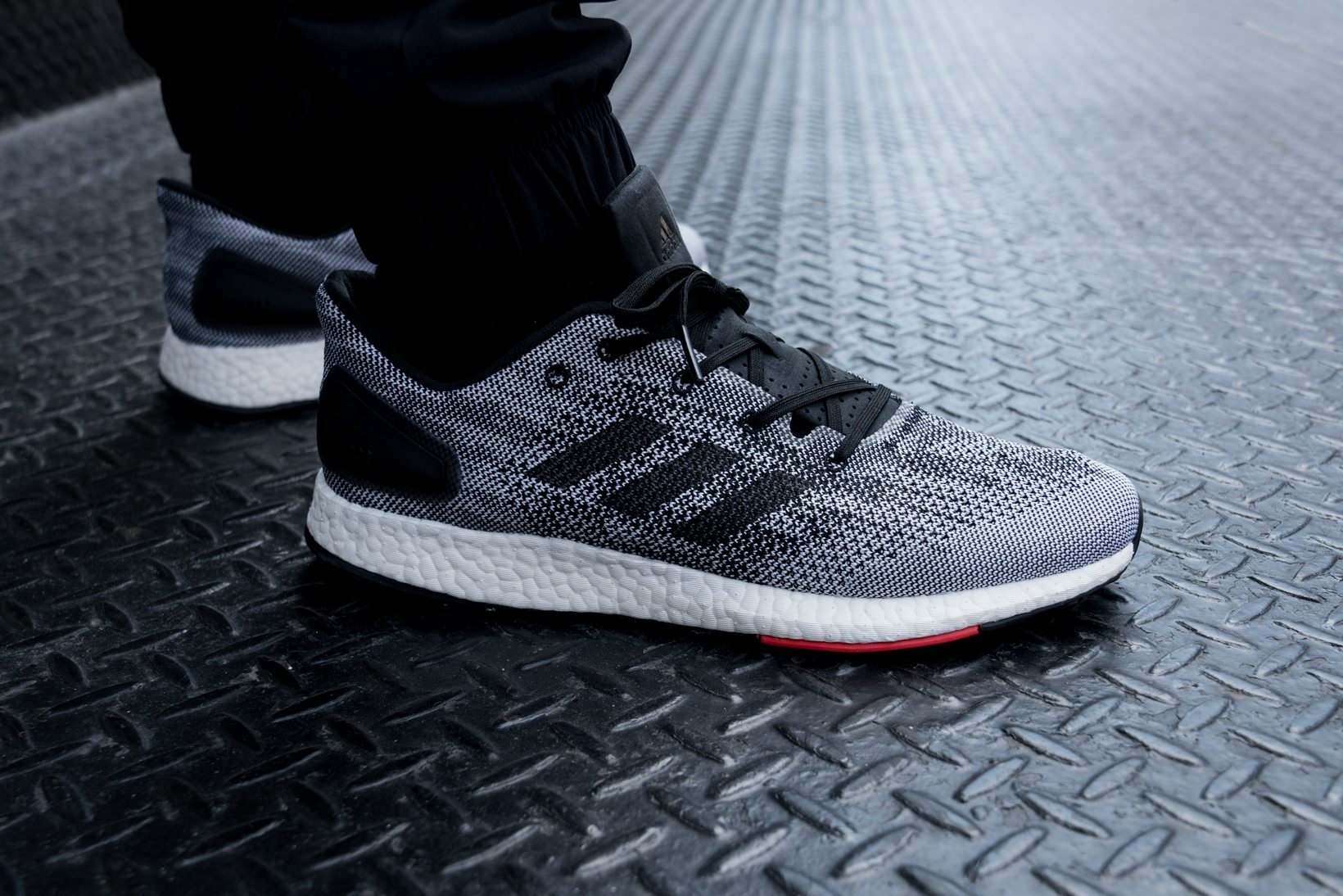 timeless design ef3c1 d9bdc Run the City in the adidas PureBOOST DPR