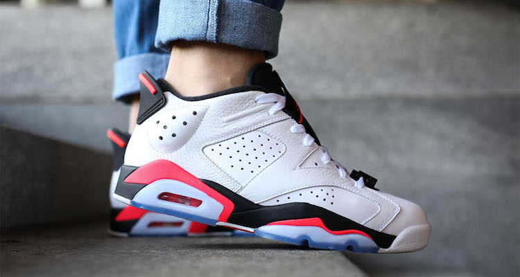 reputable site 60104 d0fbb Air Jordan 6 Low
