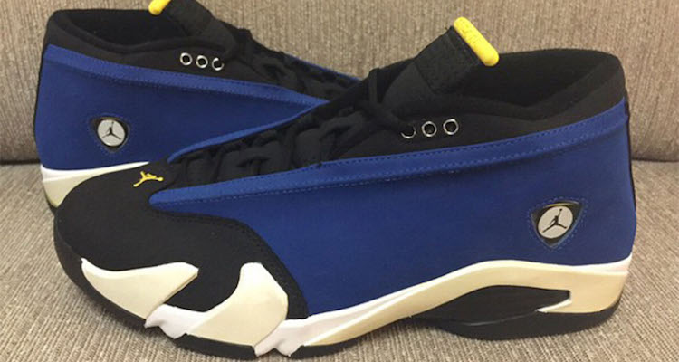 new concept e8c44 a5c0c Get Up Close With the Air Jordan 14 Low