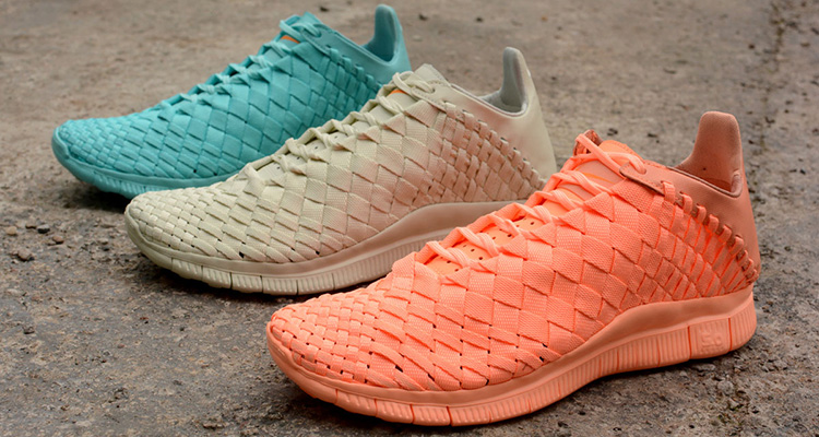 new arrivals 480c4 d6312 Nike Free Inneva Woven Tech SP Dropping in Three New Colorways