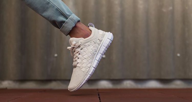"""uk availability 8a516 c36dc Nike Free OG 14 Woven """"Off-White"""" Available Now"""