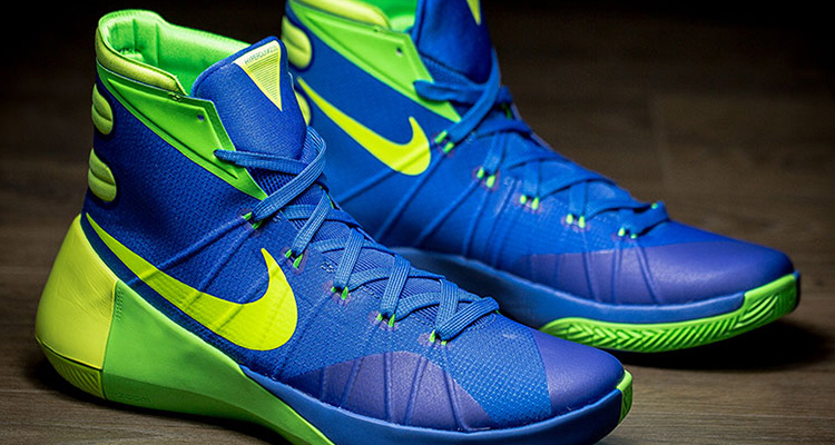 """timeless design 328a4 063fd First Look  Nike Hyperdunk 2015 """"Sprite"""""""
