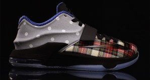 "Nike KD 7 EXT CNVS ""Plaid and Polka Dots"""