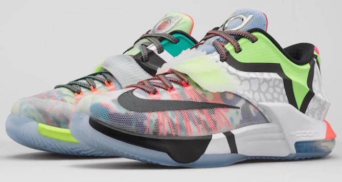 "Nike KD 7 ""What The"""