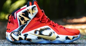 Nike LeBron 12 2K14 Custom by Kendra's Customs