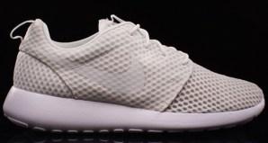 Nike Roshe One BR White/Wolf Grey