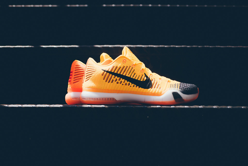 "sports shoes b6551 dc2d7 Kobe s Competitiveness Inspires the Nike Kobe 10 Elite Low ""Chester"""