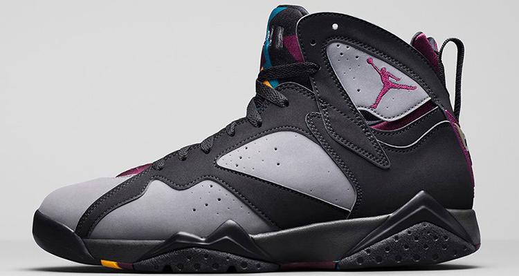 """sports shoes 1664c 63ff7 Air Jordan 7 """"Bordeaux"""" Official Images"""