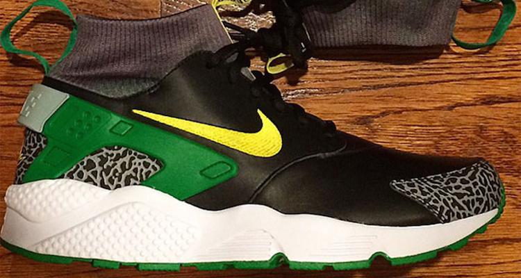 7d2856e26 DJ Clark Kent Shares a Look at the Nike