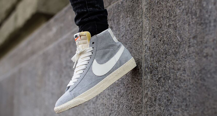 release date: low price watch Nike Blazer Mid Vintage Wolf Grey/Sail Available Now   Nice ...