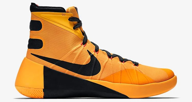 "check out ad74e bfb70 Nike Hyperdunk 2015 ""Bruce Lee"""