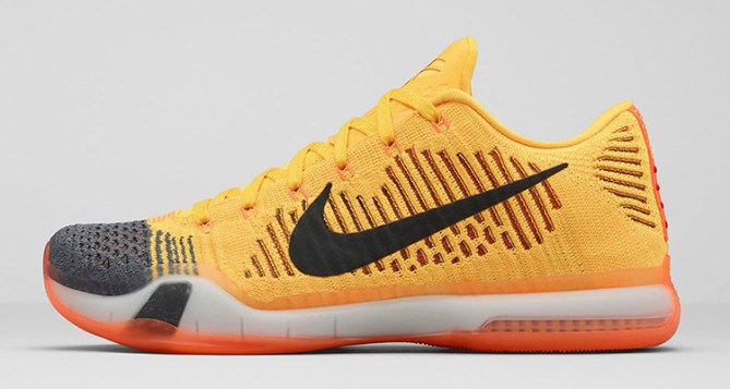 "Nike Kobe 10 Elite Low ""Chester"""