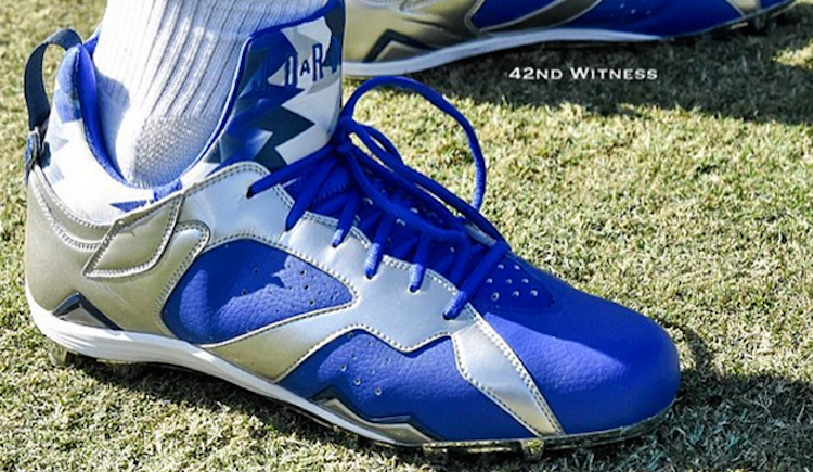 Dez Bryant s Best Air Jordan PEs with the Dallas Cowboys  3b32f2f97f