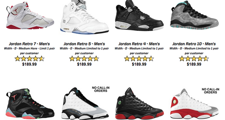 Eastbay Has a Major Air Jordan Restock Happening Tomorrow  1def631f2