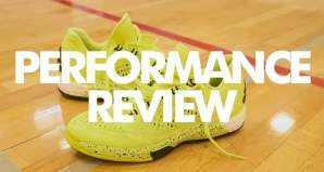 Performance Review // adidas Crazylight Boost 2015