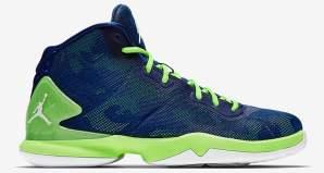 "sneakers for cheap 443ea 4c61e Jordan Super.Fly 4 ""Seahawks"""