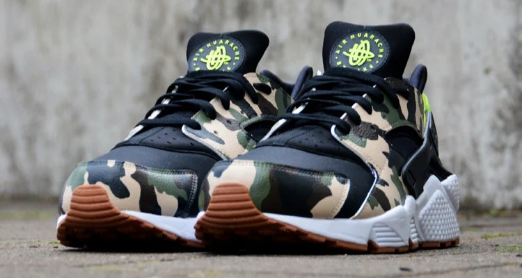 buy popular 0a5f1 5e524 Atmos Inspiration Graces Nike Air Huarache Custom