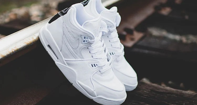 this nike air flight 89 in ostrich leather is available now
