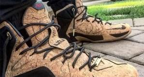"430df978337 Nike LeBron 12 EXT ""King s Cork"""