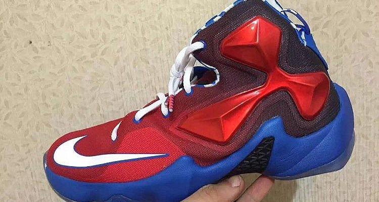 buy popular cfb38 ecead Another Nike LeBron 13 Colorway is Revealed | Nice Kicks