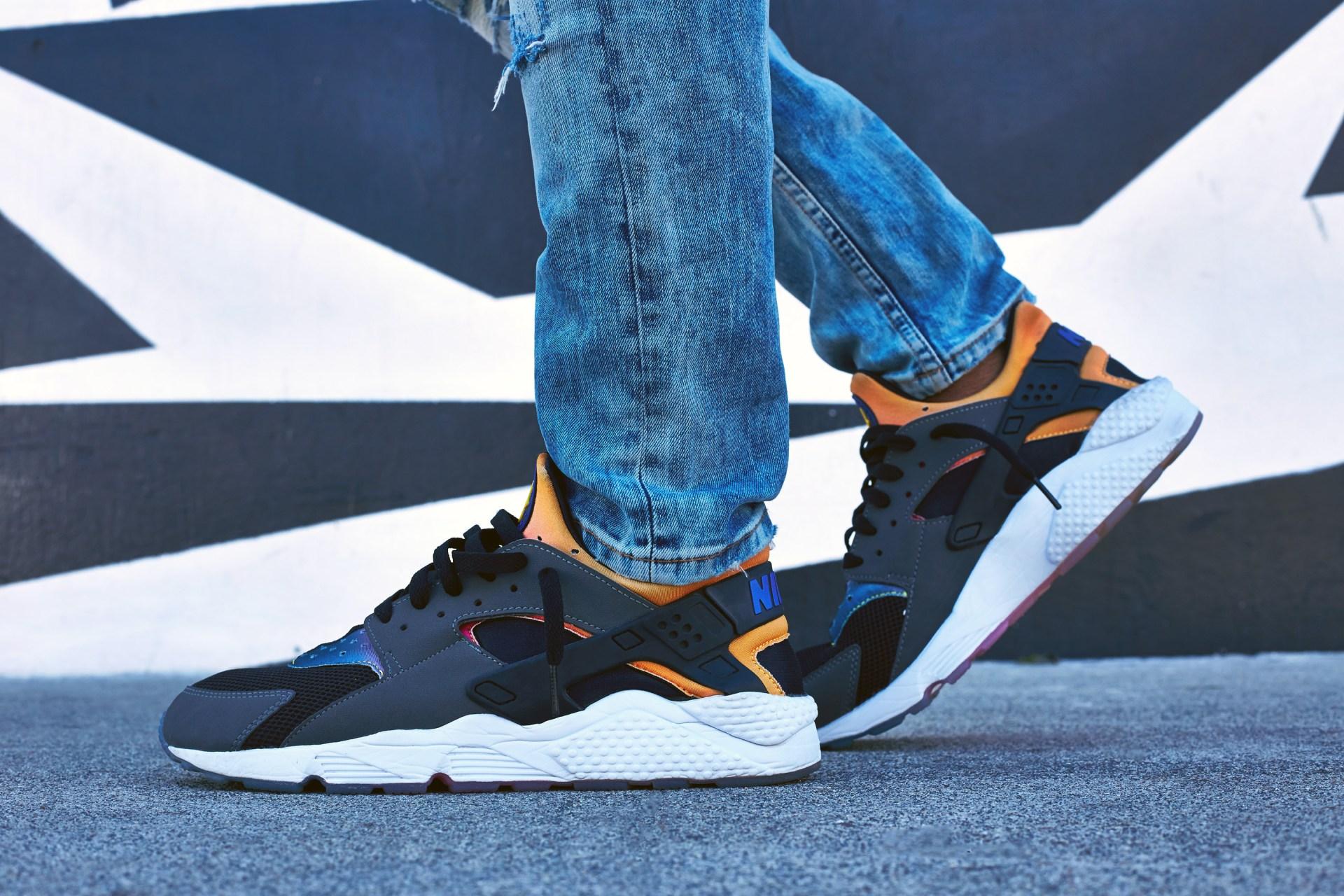 new product 1fc9f ca923 On-Foot Look // Nike Air Huarache | Nice Kicks