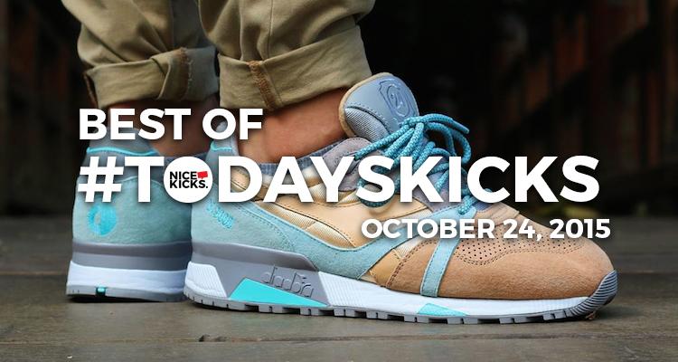 #todayskicks