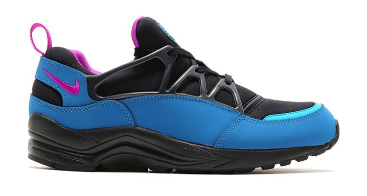 innovative design 48c41 e4d4e Nike Air Huarache Light FB Vivid PurpleBrigade Blue