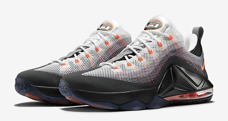 """1416df5fea4c The Nike LeBron 12 Low """"Air Max 95"""" Lands in Stores Tomorrow"""