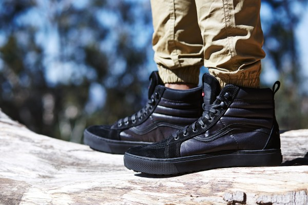 0e28b5ba9f On-Foot Look    The North Face x Vans Sk8-Hi MTE LX