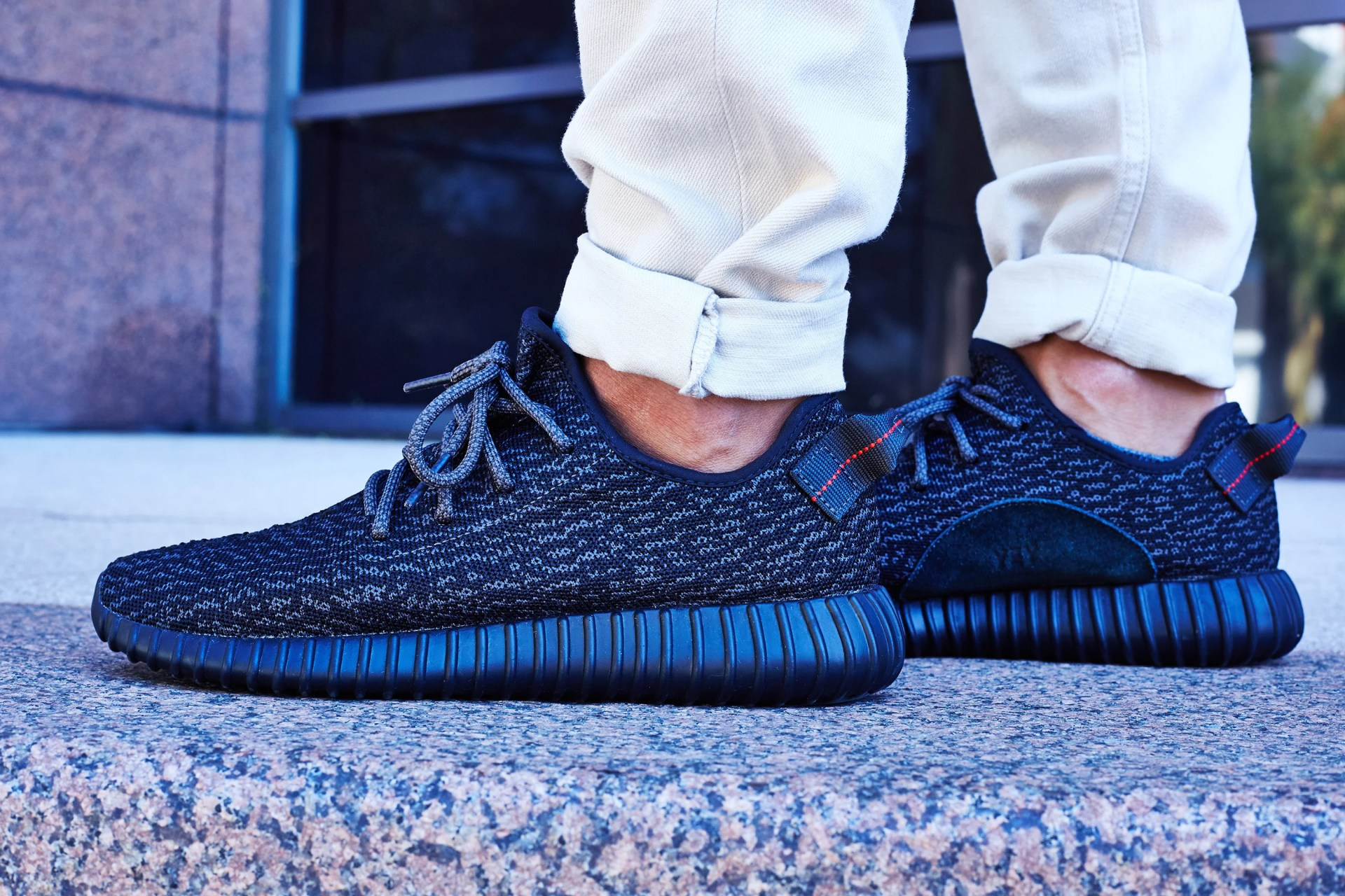 1e1e9b06f3e9bc On-Foot Look // adidas Yeezy Boost 350