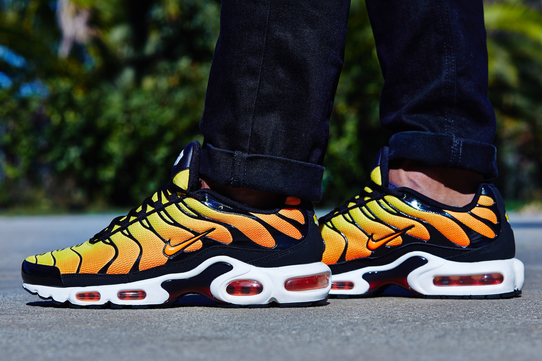 online retailer edc81 5872a On-Foot Look // Nike Air Max Plus